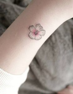 Small Flower Blossom by Chaehwa