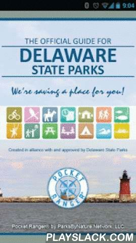 DE State Parks Guide  Android App - playslack.com ,  The Official Guide for Delaware State Parks Pocket Ranger® app has gotten a total makeover! This FREE all-inclusive outdoor guide was created in a collaborative effort between Delaware State Parks and ParksByNature Network®, and the next generation of the app is better than ever.Powered by Pocket Ranger® technology, the app gives outdoor enthusiasts an environmentally friendly way to enjoy the parks. It contains everything you need to plan…