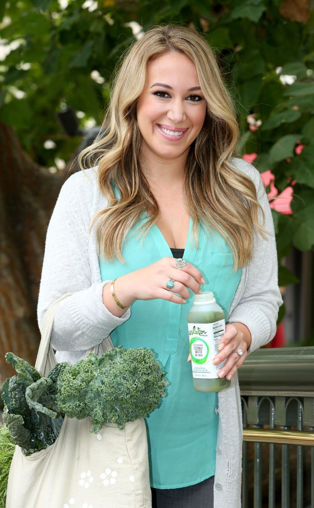 Haylie Duff Reveals the Sex of Her Baby, Talks ''Healthy'' Pregnancy Cravings—Get the Scoop!  Haylie Duff