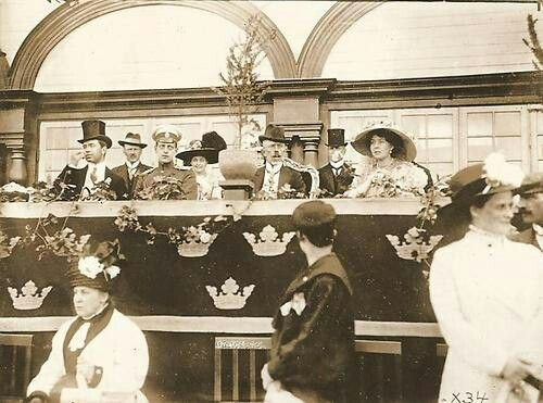 Великий князь Дмитрий Павлович,   Олимпийские игры 1912 года