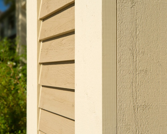 Shiplap And Corner Trim Detail For The Home Pinterest