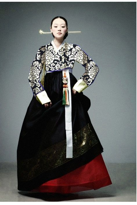 Dressed up Dreams: Hanbok Project Part 1