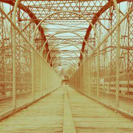 Blackfriars Bridge - Winter 2015 - London, Ontario, Canada - thetemenosjournal.com
