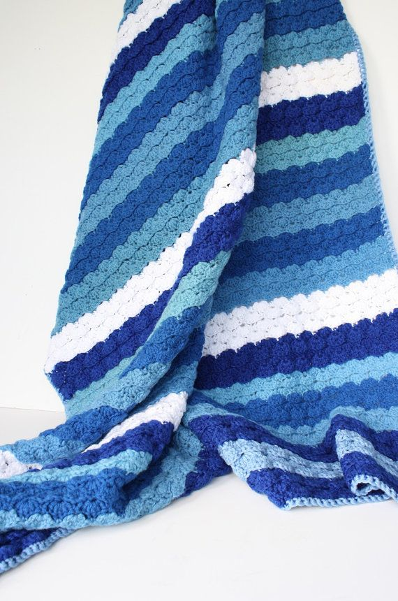 1000 Images About Crochet Ocean Afghan Ideas On Pinterest