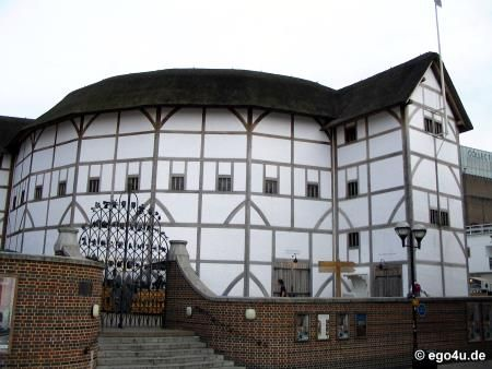 To be or not to be a magnificent structure. The Globe Theatre on the Thames.  http://www.ego4u.com/images/countries/uk/london/globe-theatre01.jpg