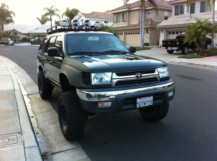 2001 Toyota 4runner Reviews - http://www.ofertasport.com/2001-toyota-4runner-reviews/ : #CarTrends, #Toyota 2001 Toyota 4runner universally marked the end of panned 14 which it is now available in standard with 183 horsepower produced by a 3.4-liter V6. The engine delivers 217 lb/ft of torque. This is absolutely one car ride that really awesome! Toyota 2001 4runner tempered the power along with some...