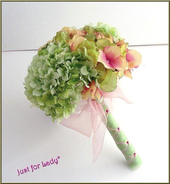 wedding bouquet Bouquet de mariée Shabby /