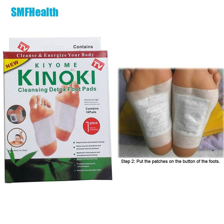 2.98$  Buy here - Kinoki Detox Foot Pads Patches Relaxation Massage Relief Stress Feet Care Improve Sleep Slimming Natural Plant Quintessence C059   #aliexpressideas