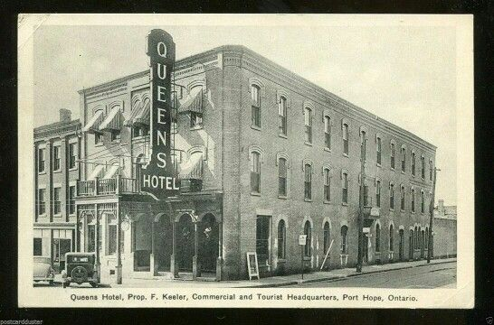 73 best images about vintage port hope on pinterest post office ontario and church - Hotel port salins 4 empuriabrava ...