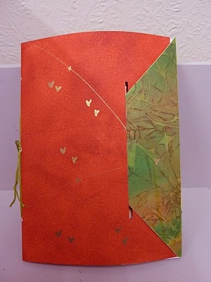 Inspired by Script: Hand Made Books and Journals