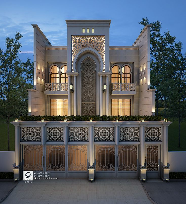 63 best EXTRIOR images on Pinterest | Architecture, Islamic ...