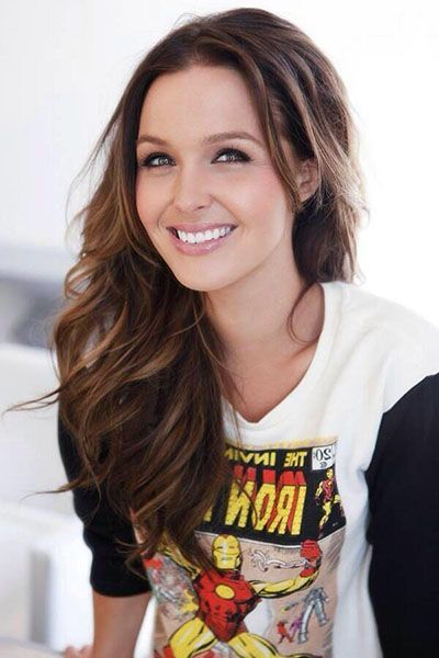I love her gentle beautiful make up | Camilla Luddington