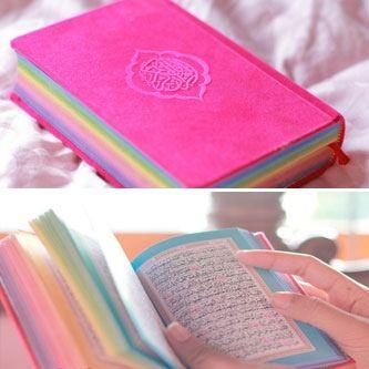 Rainbow Quran :)