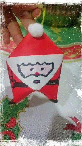 Envolviendo #regalo #aguinaldo para mi mami #cajita #papá #noel #diy #sobre #christmas #navidad #gift