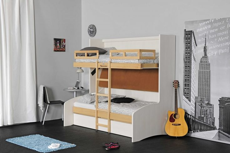 les 25 meilleures id es de la cat gorie lits escamotables sur pinterest lits muraux lit. Black Bedroom Furniture Sets. Home Design Ideas