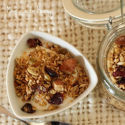 Small Batch GranolaBreakfast Ideas, Food Porn, Small Batch, Batch Granola, Canadian Food, Favorite Recipe, Cleaning Eating, Granola Recipe, Batch Canning