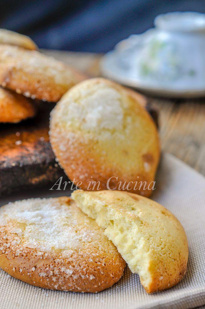 Biscotti della tresca ricetta abruzzese senza burro vickyart arte in cucina
