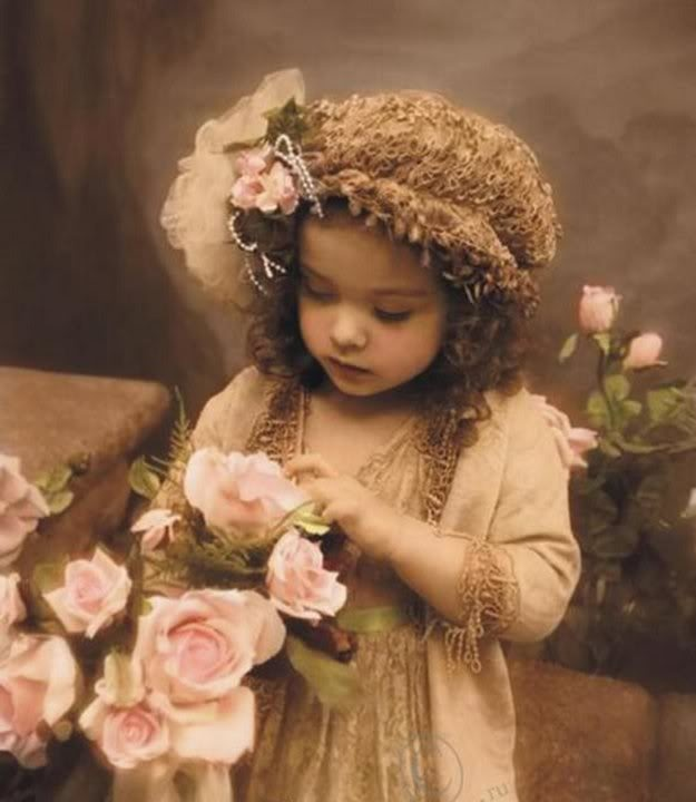 .Victorian Beauty in small packages.