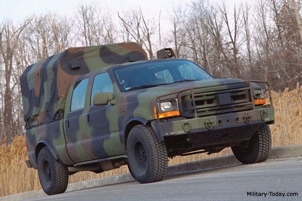 Ford F 350 Crew Cab Diesel Military Edition Military
