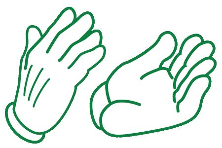 Animated Clapping Hands Gif - ClipArt Best | E Greetings ...