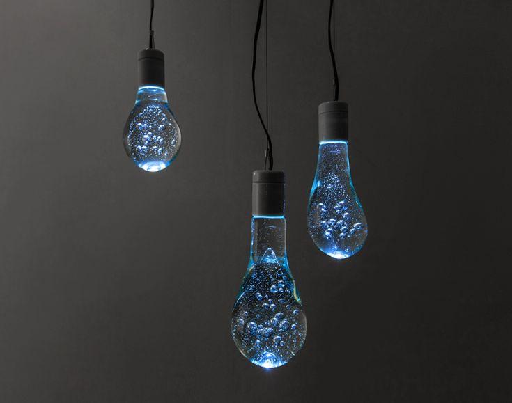water balloon light bulb by torafu architects