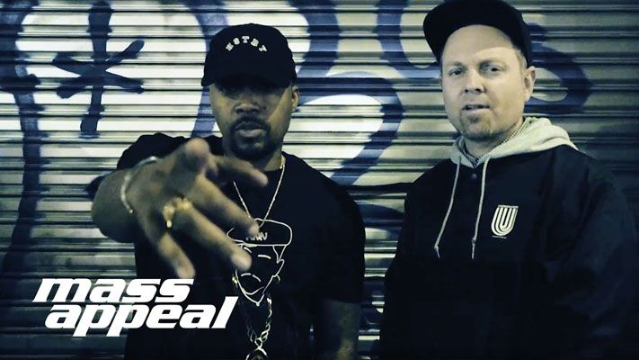"""Nas & DJ Shadow's """"Systematic"""" Video TheDropNYC"""