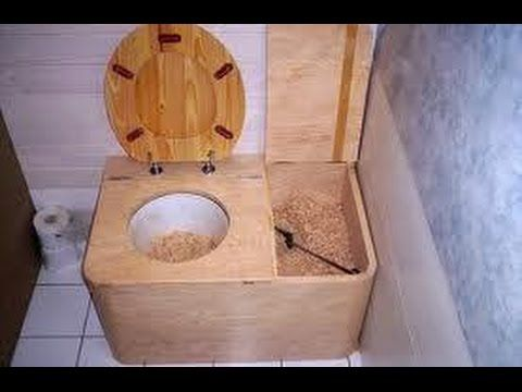 Comprendre comment installer une toilette sèche.