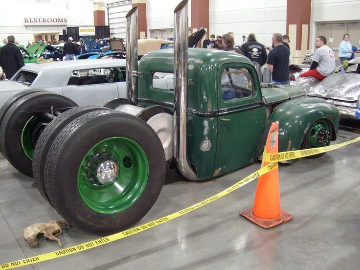 Could Scrub Up Alright, You Think So?!!! Rat Rod TrucksCool ...