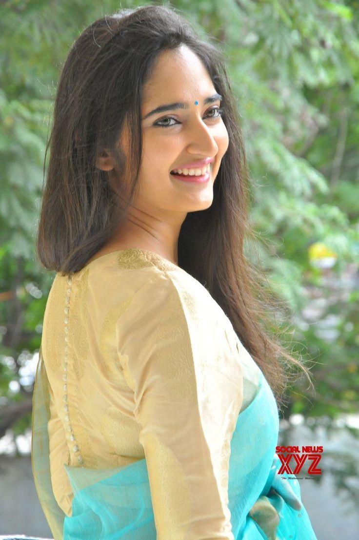 Actress Radhika Mehrotra Stills From Prema Entha Madhuram Priyuralu Antha Kathinam Movie Motion Poster Launch - Social News XYZ
