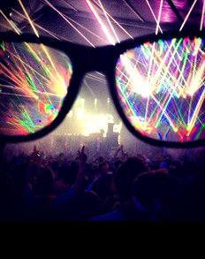 Try The Best 3D Diffraction Glasses
