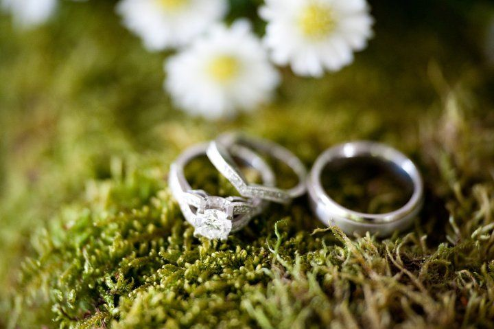 Jessica & John Custom Engagement Rings by Joint Venture Jewelry
