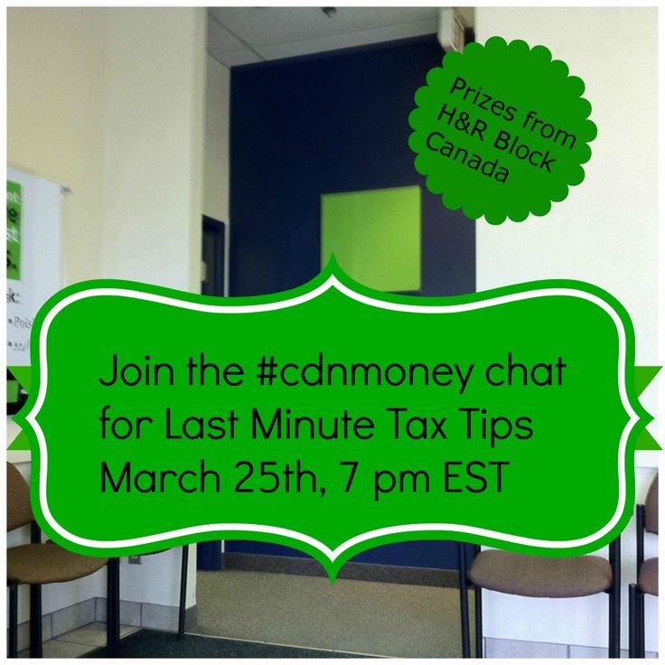 Last Minute Tax Tips 1024x1024 Last Minute Tax Tips for the #CDNMoney Chat