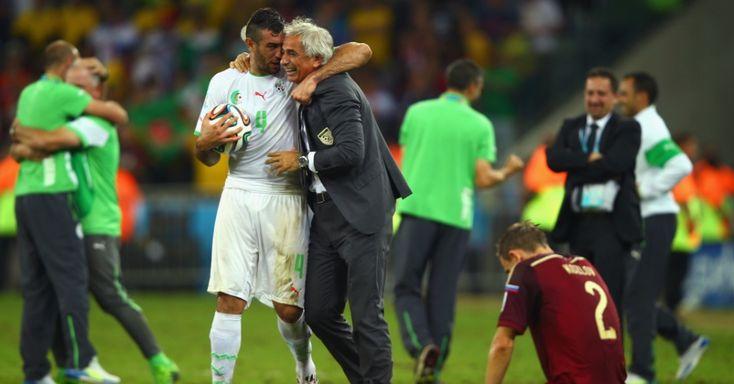 Técnico da Argélia veta pergunta sobre Ramadã após classificação - Notícias - UOL Copa do Mundo 2014