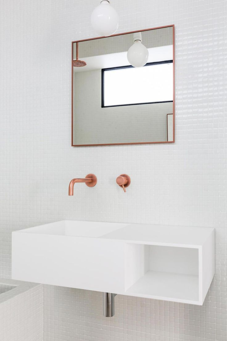 Bathroom tap designs - Rose Gold Bathroom Taps A Trend That Came Out Of Nowhere And Took The Home