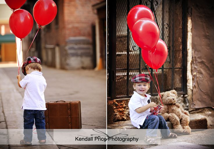 Urban Toddler Photography