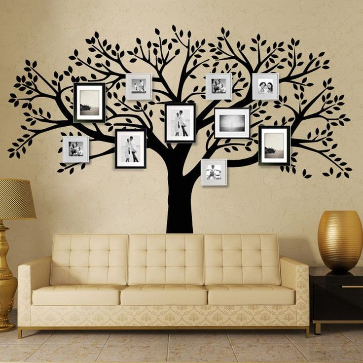 Family Tree Decor For Wall best 25+ family tree wall sticker ideas on pinterest | wall