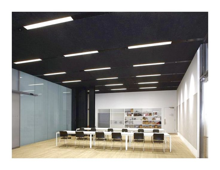 Black Ceiling Tiles | ATX Office Inspiration | Pinterest ...
