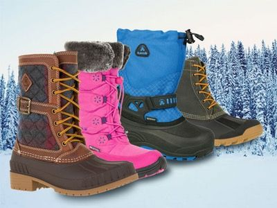 Kamik Winter Boots Prize Package sweepstakes
