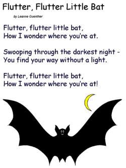 Small collection of Halloween poems for students to work on reading fluency/ public speaking