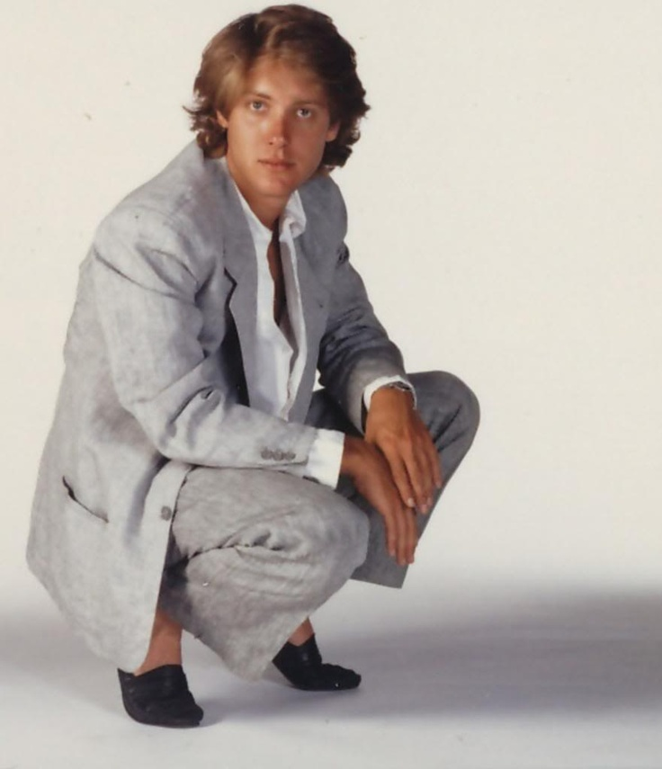 """James Spader. Yuppie from Hell.   """"Pretty in Pink"""""""