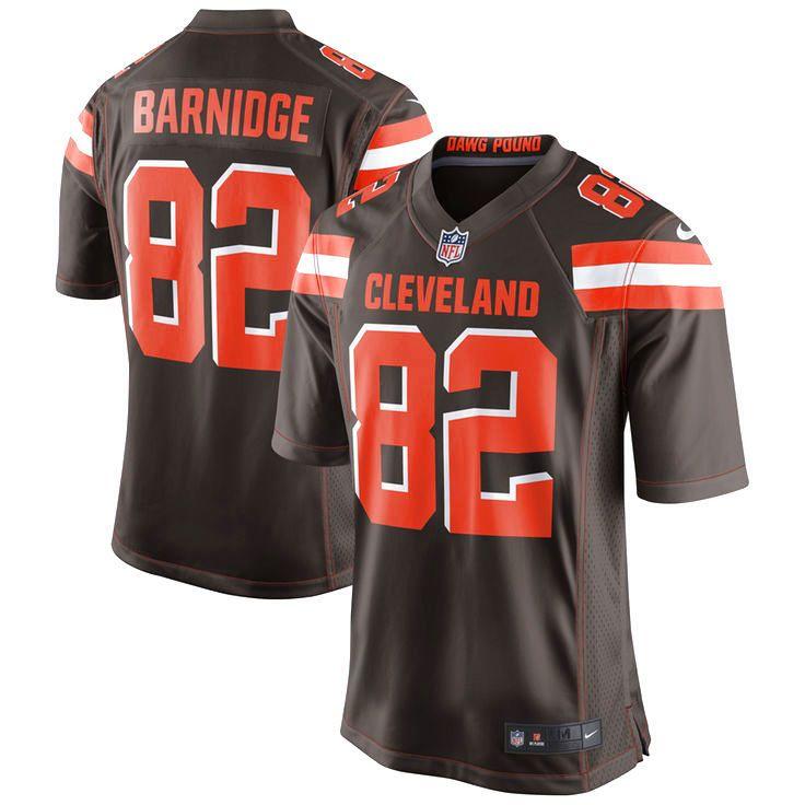 Gary Barnidge Cleveland Browns Nike Game Jersey - Brown - $99.99