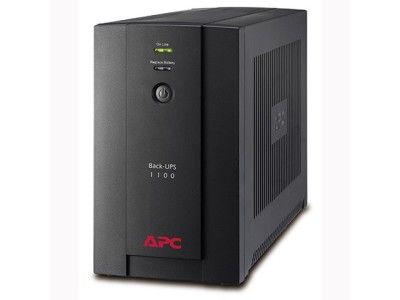 JUAL APC BX1100LI-MS Back-UPS - BerlianCom