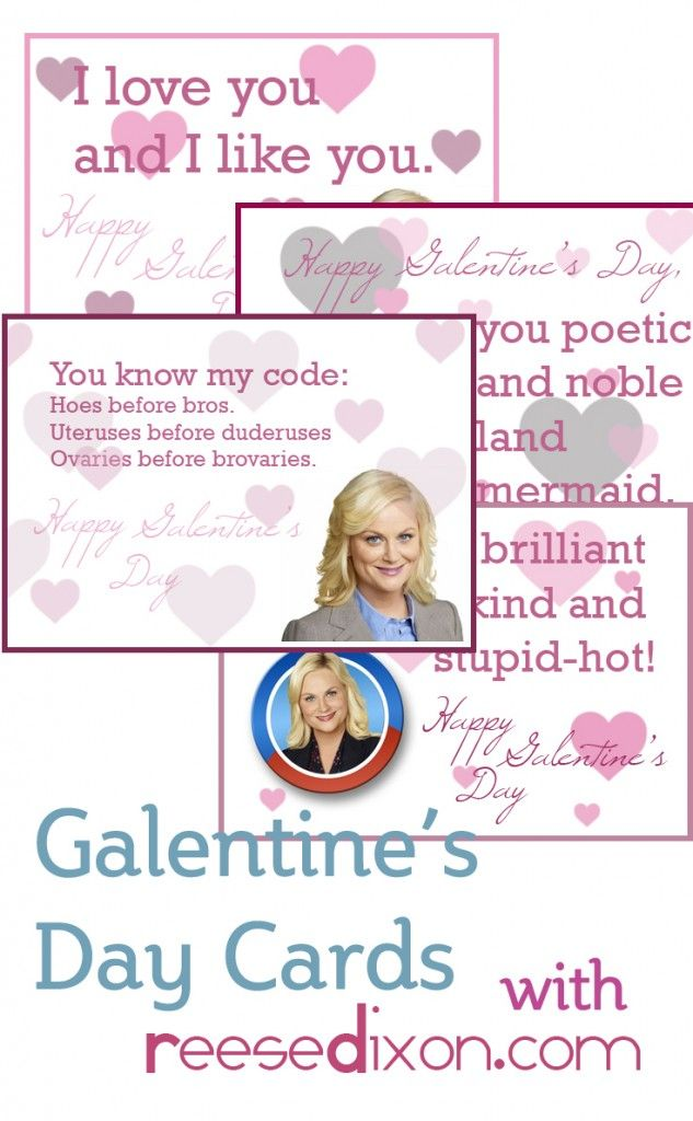132 Best Images About Galentines Day On Pinterest