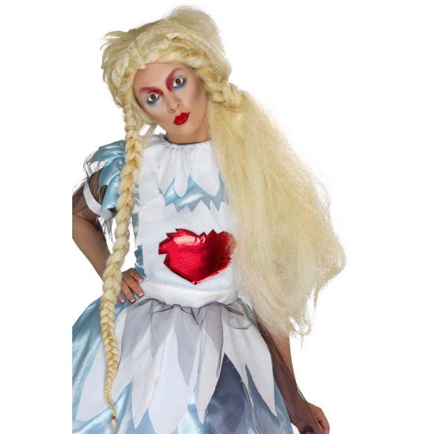 Alice In Blunderland Wig, Blonde