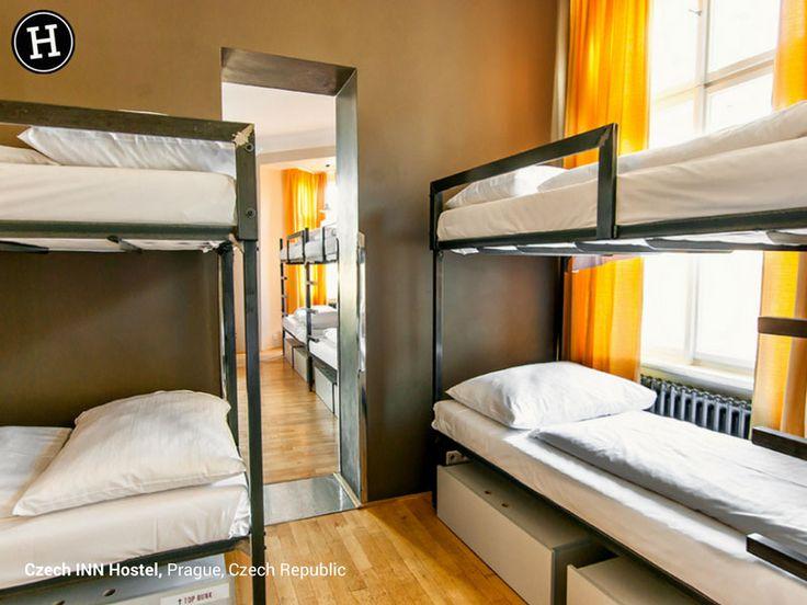 Czech INN Hostel - Prague, Czech Republic - #LoveHostels