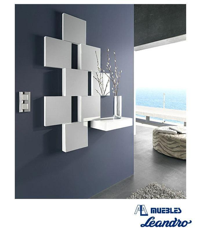 M s de 25 ideas incre bles sobre espejos cuadrados en for Espejos decorativos cuadrados