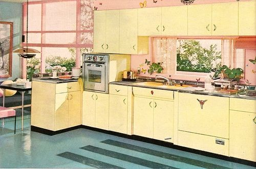 36 Best Images About Vintage Kitchen Cabinets On Pinterest Mid Century Kitchens Atlanta Homes