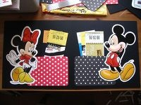 A Project by Kirsteenx from our Scrapbooking Gallery originally submitted 03/28/07 at 07:08 AM: Scrapbook Ideas, Ticket Stubs, Galleries Originals, Scrapbook Layout Disney, Scrapbook Disney, Scrapbook Galleries, Disney Layout, Scrapbook Layouts Disney, Disney Scrapbook