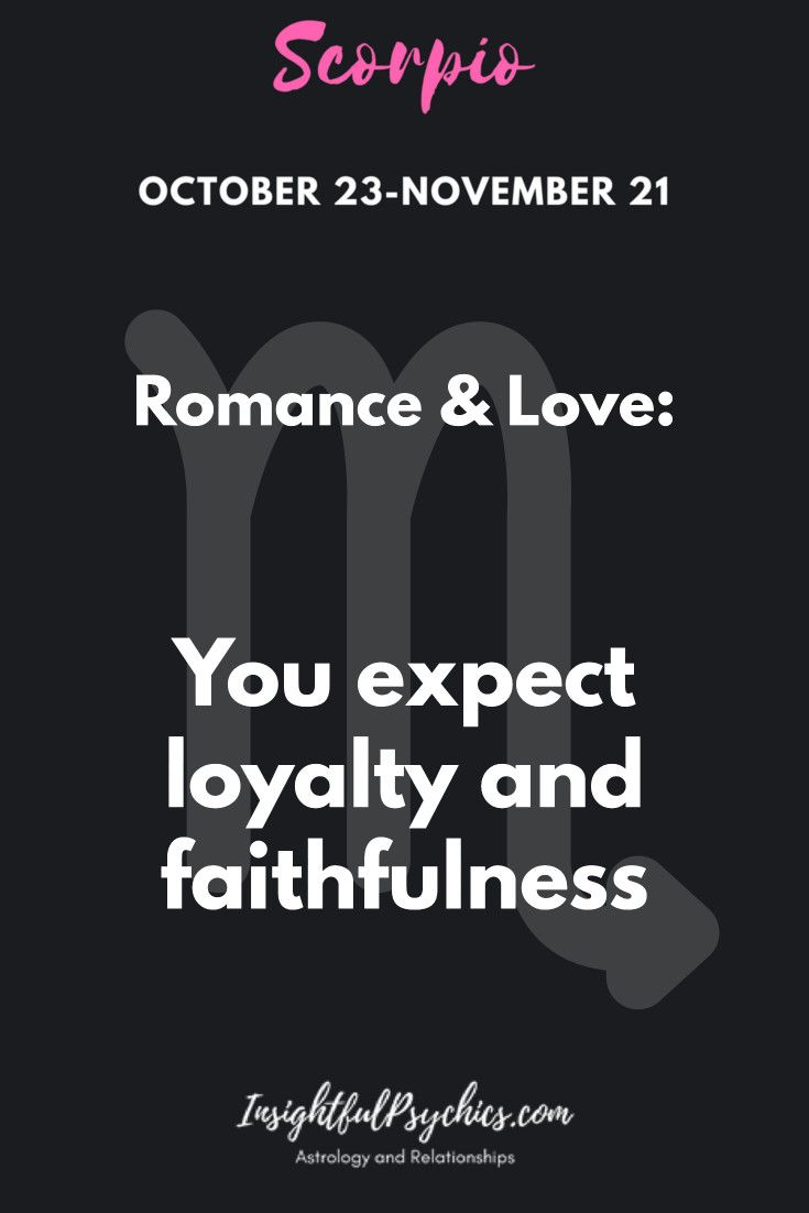 scorpio horoscope romance today