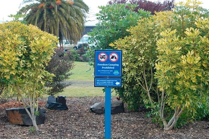 New Thames Coromandel District Freedom Camping Bylaw  http://www.theinformer.co.nz/feature/new-thames-coromandel-district-freedom-camping-bylaw-by-labour-weekend